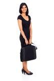 Confident indian businesswoman Stock Photos