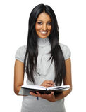Confident Indian girl Stock Images
