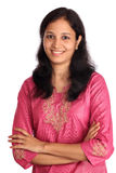 Confident Indian woman Royalty Free Stock Photos