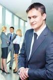 Confident leader Stock Photos
