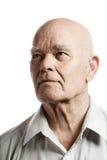 Confident looking elderly man Stock Photography