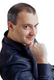 Confident man Stock Images