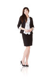 Confident manager woman Stock Images