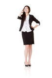 Confident manager woman Stock Image