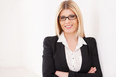 Confident mature businesswoman. Stock Photography