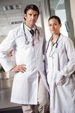 Confident Medical Professionals Royalty Free Stock Photo