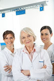 Confident Medical Team Stock Photo