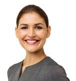 Confident Mid Adult Businesswoman Stock Photo