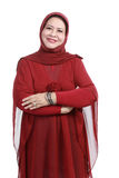 Confident Muslim woman Royalty Free Stock Photography