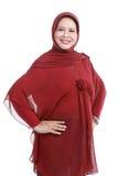 Confident Muslim woman Royalty Free Stock Photo