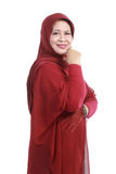 Confident Muslim woman Royalty Free Stock Image