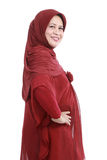 Confident Muslim woman Royalty Free Stock Photos