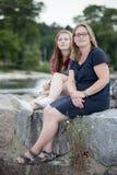 Confident Parent Stock Image