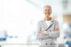 Confident professional man portrait Stock Image