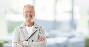 Confident professional man portrait Stock Photos