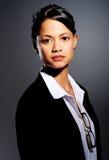 Confident serious businesswoman Royalty Free Stock Photo