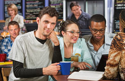 Confident Student Royalty Free Stock Image