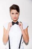 Confident and stylish. Royalty Free Stock Image