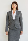 Confident successful business woman Royalty Free Stock Photography