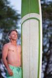 Confident Surfer Stock Image
