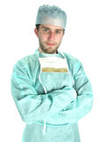 Confident Surgeon Royalty Free Stock Images