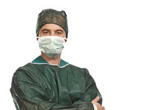 Confident surgery Stock Images