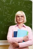 Confident teacher Stock Photos