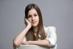Confident teen. Royalty Free Stock Photos