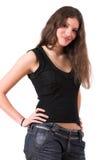 Confident teenager Stock Photos