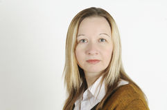 confident woman Στοκ Εικόνες