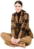 Confident woman posing Stock Photography