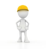 Confident worker Stock Photography