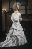Confident Young Bride I Royalty Free Stock Photography