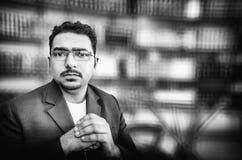 confident young businessman portrait Stock Photography