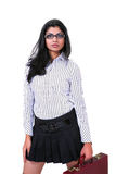Confident young businesswoman Stock Photography