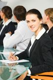 Confident young professional Stock Photo