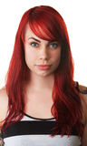 Confident Young Red Head Stock Image