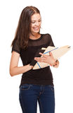 Confident young student. Stock Photography