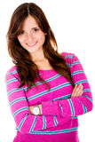 Confident young woman Stock Photography