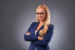 Confident young woman Royalty Free Stock Photo