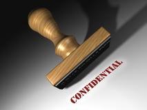 Confidential Royalty Free Stock Photos