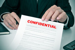 Free Confidential Stock Images - 40614984