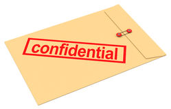 Confidential Stock Images