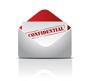 Confidential mail Royalty Free Stock Photography