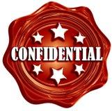 Confidenziale royalty illustrazione gratis