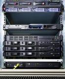 Configuração de server Fotografia de Stock Royalty Free