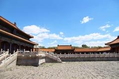 Configuración antigua china Fotografía de archivo