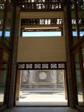 Configuración antigua china Imágenes de archivo libres de regalías