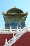 Configuración antigua china Foto de archivo
