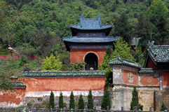 Configuración antigua de China Fotos de archivo